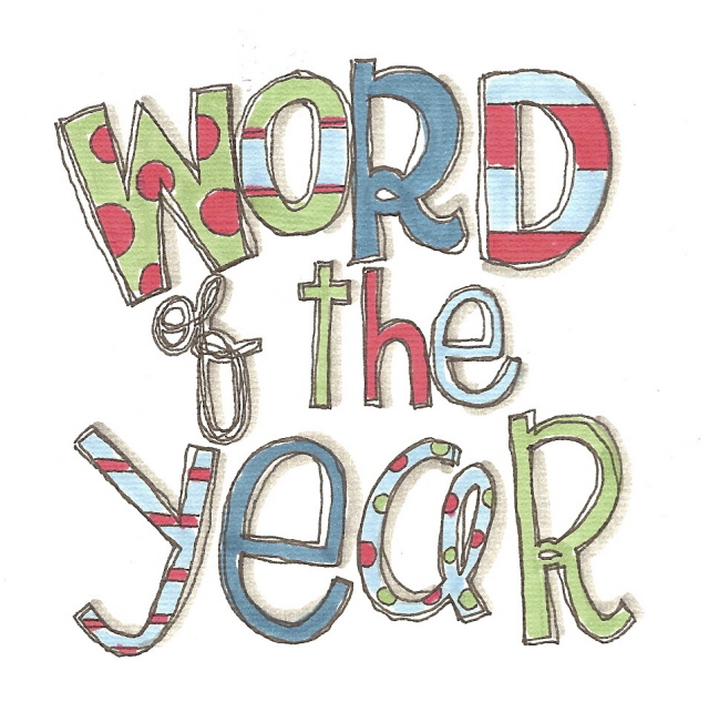 Word of the year