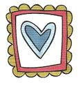 Boxed heart 1