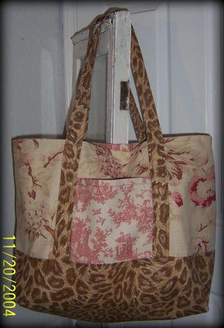 2004 shabby Bag