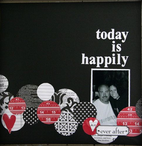 Today is happily
