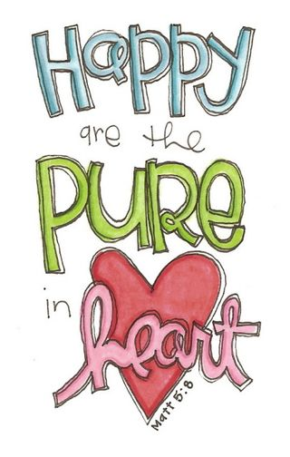 Pure in heart