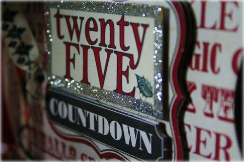Twentyfive countdown