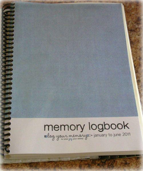 Log your memory 2