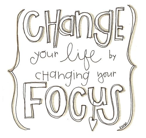 Change your life doodle