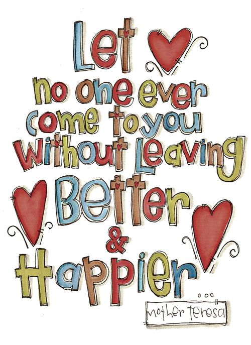 Better and happier 2