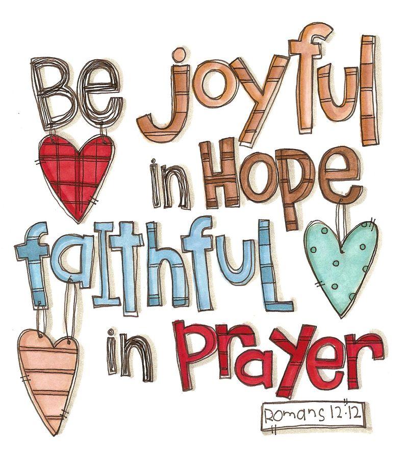 Be Joyful color