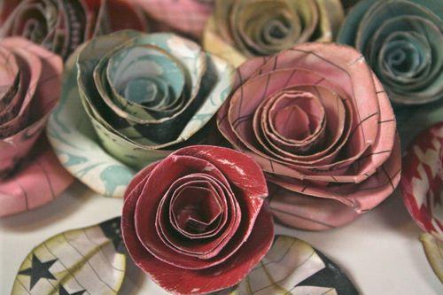 Violin roses 007