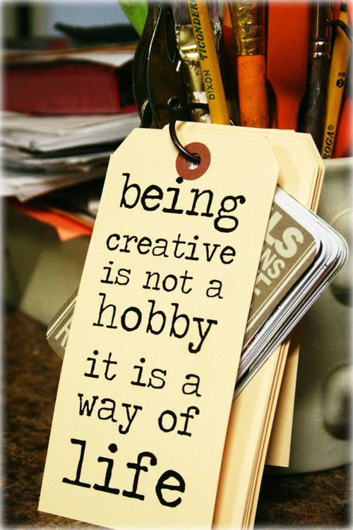 creativity saying