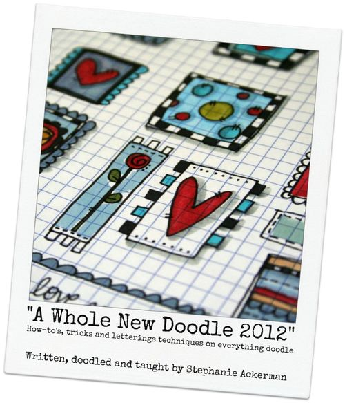 A Whole New Doodle 2012 photo