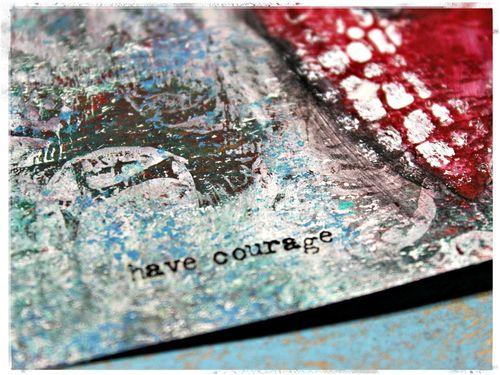 Couragecard