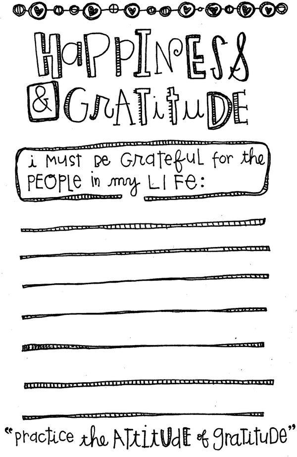 Homegrown Hospitality Happiness Gratitude Amp A List