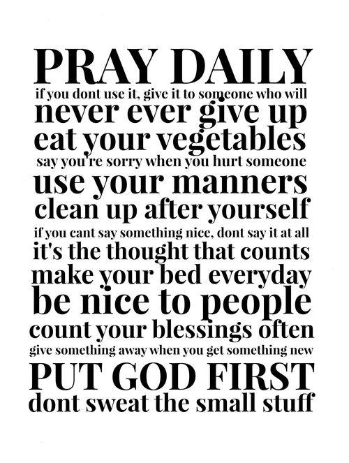 Praydaily