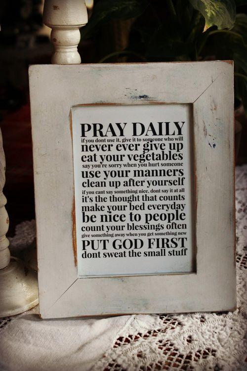 Praydailyframed