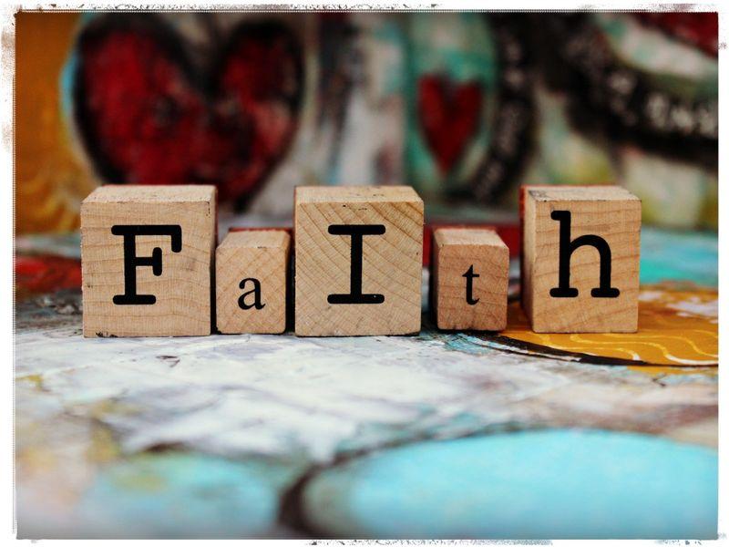 April 13 faith