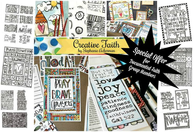 Creative Faith Special Offer