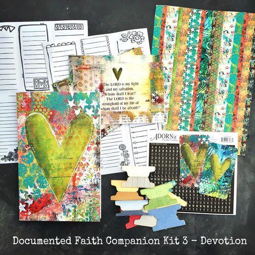 Devotion kit 3