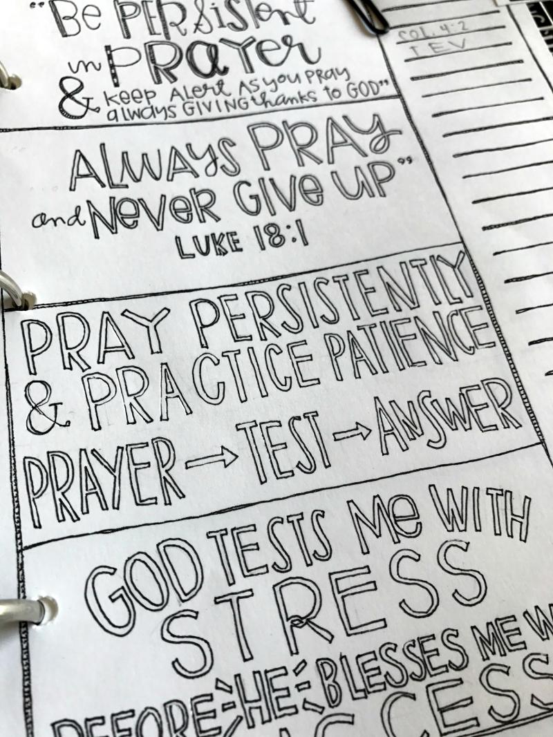 Praypage