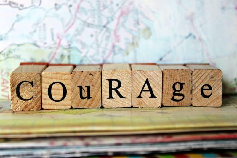 Maycourage