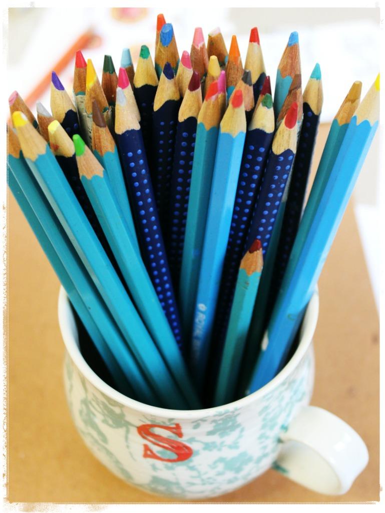 Watercolorpencils