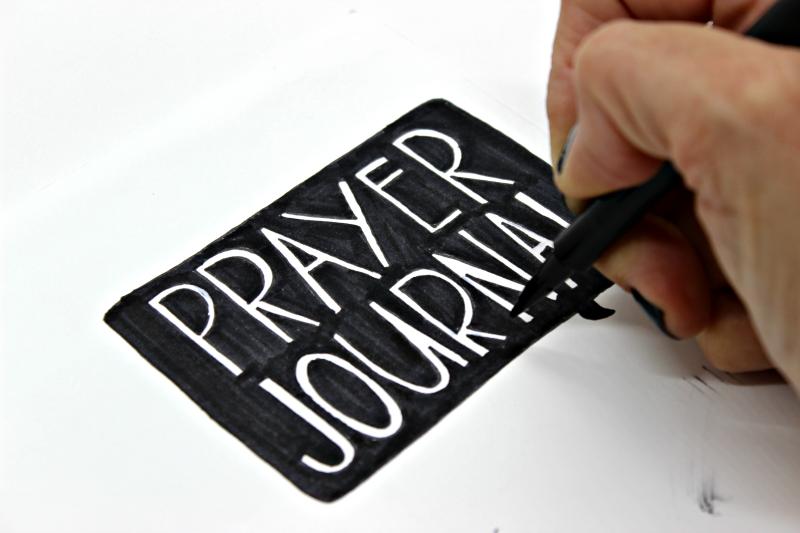 Prayerjournal