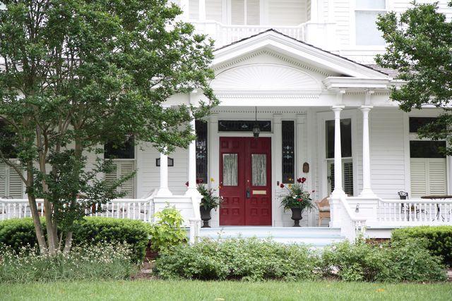 North Carolina Red Door...