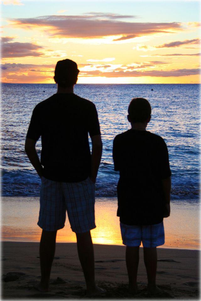 Maui Sunset Boys 2010